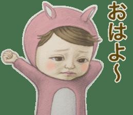 Kiyo & Masaru sticker #10304664