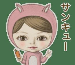Kiyo & Masaru sticker #10304667