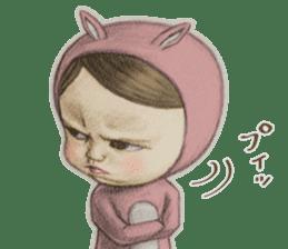 Kiyo & Masaru sticker #10304668