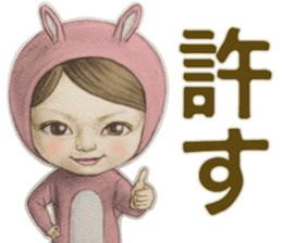 Kiyo & Masaru sticker #10304671