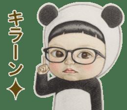 Kiyo & Masaru sticker #10304672