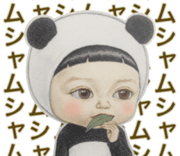 Kiyo & Masaru sticker #10304678