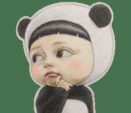 Kiyo & Masaru sticker #10304679