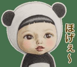 Kiyo & Masaru sticker #10304680