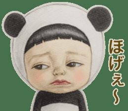 Kiyo & Masaru sticker #10304681