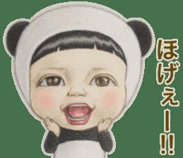 Kiyo & Masaru sticker #10304682