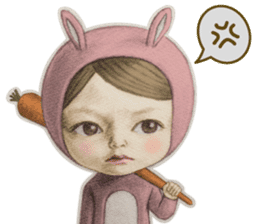 Kiyo & Masaru sticker #10304684