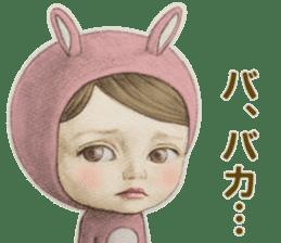 Kiyo & Masaru sticker #10304691