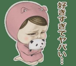 Kiyo & Masaru sticker #10304695