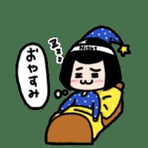 Powerful HA-Chan's sticker. sticker #10307265