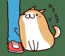 lazy shiba vol.5 sticker #10309696