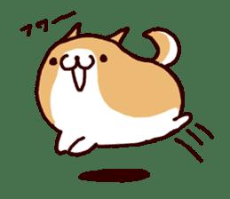 lazy shiba vol.5 sticker #10309698