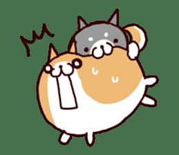 lazy shiba vol.5 sticker #10309701