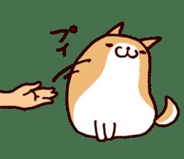 lazy shiba vol.5 sticker #10309723