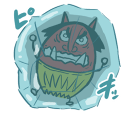 namahagekun. sticker #10321611