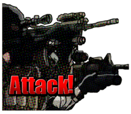 FPS Military Sticker Cool sticker #10327824