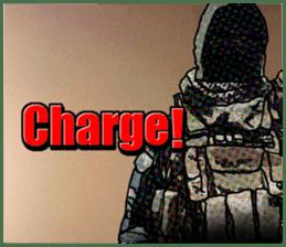 FPS Military Sticker Cool sticker #10327839