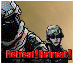FPS Military Sticker Cool sticker #10327846