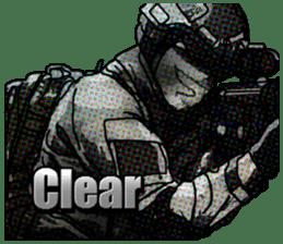 FPS Military Sticker Cool sticker #10327851