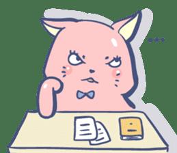 Crazy Jelly Kitty Cat sticker #10342585