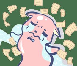 Crazy Jelly Kitty Cat sticker #10342589