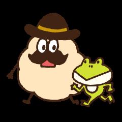 IMO-DANSHAKU and KERO