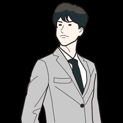 Salaryman tsutomu
