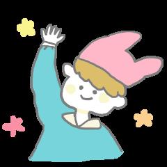 UKI of Rabbit.