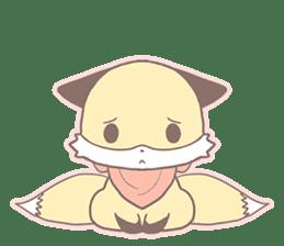 fox P sticker #10362802
