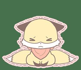 fox P sticker #10362803