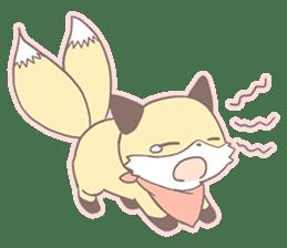 fox P sticker #10362806