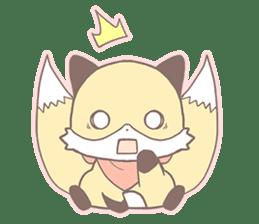 fox P sticker #10362808