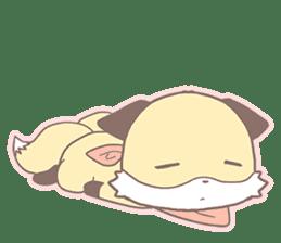 fox P sticker #10362809