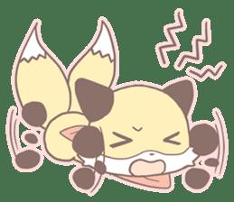 fox P sticker #10362816