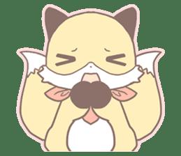 fox P sticker #10362818