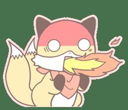 fox P sticker #10362820