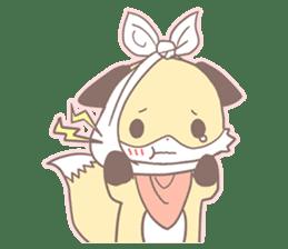 fox P sticker #10362821