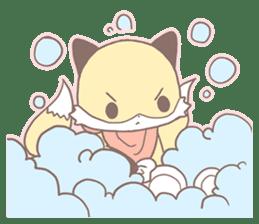 fox P sticker #10362823