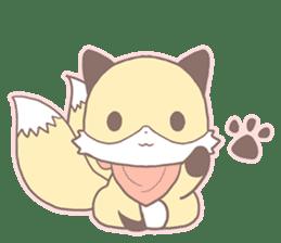 fox P sticker #10362824