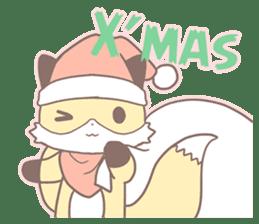 fox P sticker #10362825