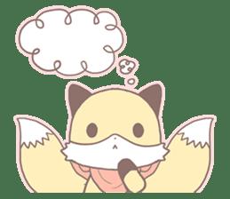 fox P sticker #10362827
