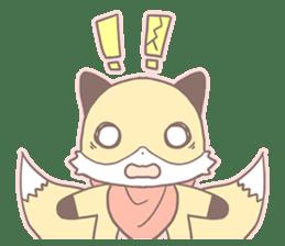 fox P sticker #10362828