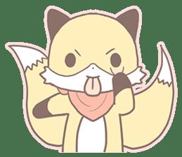 fox P sticker #10362830