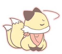 fox P sticker #10362831