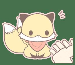 fox P sticker #10362832