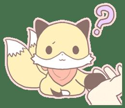 fox P sticker #10362833