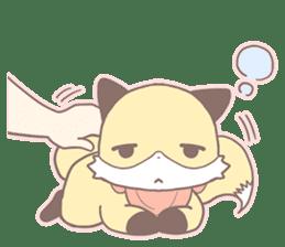 fox P sticker #10362837