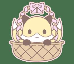 fox P sticker #10362839