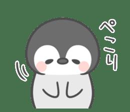 Lovely penguin.. sticker #10363133