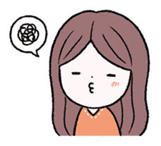 Daily Girls (English) sticker #10363581